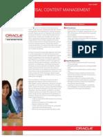 Oracle UCM