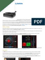 Diccionario Para DJ Digitales