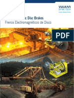 Electromagnetic Disc Brakes