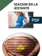 Inmunizacion en La Gestante