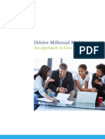 Deloitte Millennial Model