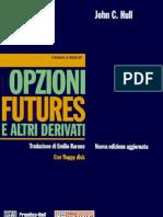 John C Hull - Opzioni, Future E Altri Derivati
