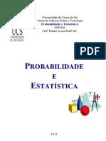 Apostila Base probabilidade e estatistica