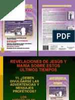 11.Deben Divulgarse Las Advertencias y Mensajes Profeticos