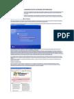 Primeros pasos para la instalación de IIS en Windows XP Profesional