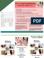 2012 REAL Brochure