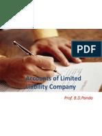 Accounts of Limited Company-1