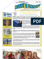 The Michigan Banner October 1, 2012 Edition