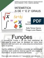 apresentação de matematica funções 20-06-11