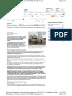 Construccion Terminal de Gas Natural en Spm