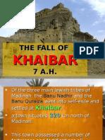 The Fall of Khaibar