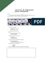 Guía de Ejercicios de Comprensión lectora y ell comics.pdf