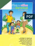 Cartilla Los Ninos Las Ninas y Su Derecho Al Buen Trato ICBF