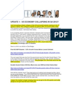Update 1 US Economy Collapsing Q4 2012 - Subscriber