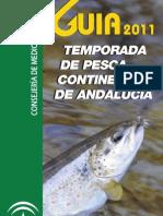 Guia Pesca Andalucia 2011
