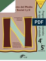 Conocimiento Del Medio Natural y Social II (Ed. 2005)