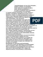 Situacion Actual de Las Enfermedades Infecciosas en Mexico Resumen