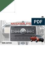 Tata Aria Navigation System