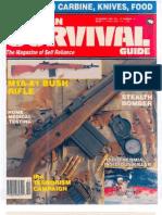 American Survival Guide December 1990 Volume 12 Number 12