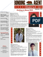 District 11 Newsletter (Vol 3.1)