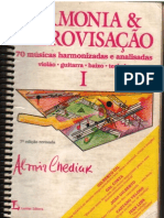 Harmonia e Improvisação Vol I Almir Chediak