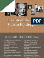 El Existencialismo y Martin Heidegger