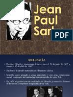 Jean Paul Sartre y El Existencialismo Ateo