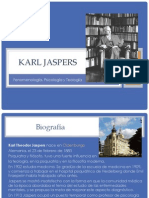 Karl Jaspers y la comprensión jasperiana