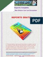 GRATIS ENCUESTAS PAGADAS Reporte Completo Para Ganar Más Dinero Con Las Encuestas