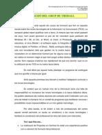 Document d'adaptació curricular de les noves tecnologies