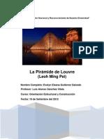 La Piramide de Louvre Ordenada