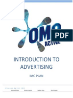 OMO Active IMC Plan
