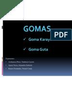 GOMA Kara y Goma Guta