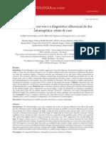 A barodontalgia em voo e o diagnostico diferencia de dor odontogênica - Relato de caso