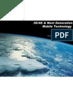 3g & 4g Mobile Tech