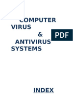 Introduction to Computer Viruses