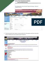 Alur Pendaftaran Online Sipencatar