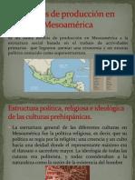 Medios de producción en Mesoamérica