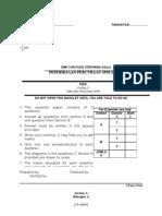 1st Sem Form 5(Paper 3)