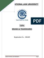Brand & Trademark