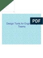 Design Tools for Engineering Teams