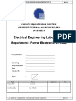 Lab Manual - Power Electronics