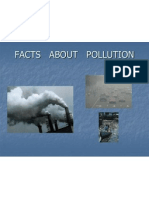 Presentation on Facts Abput Pollution