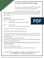 CMAT Information