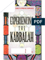 Cicero's - Experiencing the Kabbalah, A Simple Guide to Spiritual Wholeness