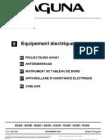 Mr341laguna Diag Equipements Electrique