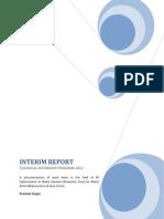 GSM internship report