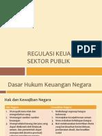 02 Regulasi Keuangan Sektor Publik