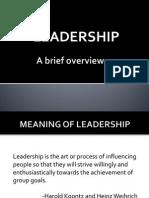 Leadership PPT (1)