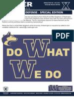 HoopNotes - 30 Sep 12 - University of Washington; Packline Defense